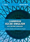 img - for Cambridge IGCSE English as a Second Language Student Book (Collins IGCSE English as a Second Langua) book / textbook / text book