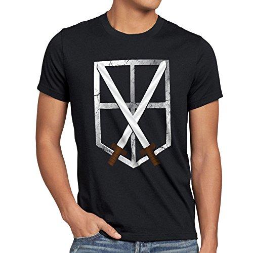 ant-titanes-ausbildungstruppe-aot-camiseta-para-hombre-t-shirt-a-los-ataque-tallal