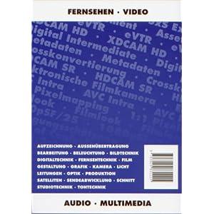 Broadcast Fachwörterbuch: 6000 Begriffe und Abkürzungen Fernsehen Videotechnik Audi