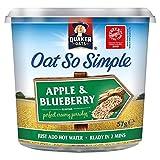 Quaker Express Pot Apple Blueberry 57g