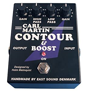 Great Deal on Carl Martin Contour and Boost at Amazon