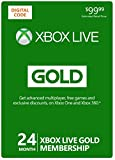 Xbox Live 24 Month Gold Membership [Online Game Code]