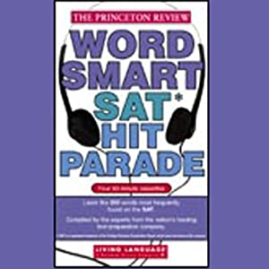Word Smart SAT Hit Parade Hörbuch