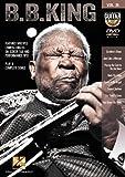B.B. King - Guitar Play-Along DVD Volume 35