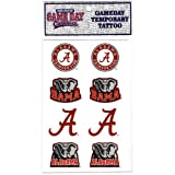 NCAA Alabama Crimson Tide Tattoo at Amazon.com