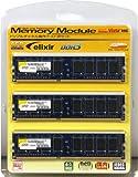 シー・エフ・デー販売 メモリ デスクトップ 240pin PC3-10660(DDR3-1333) DDR3 6GB(2GB x 3枚組) T3U1333Q-2G
