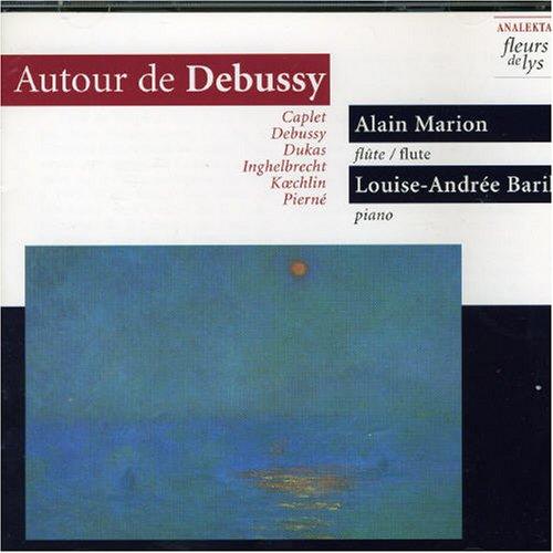 Antour de Debussy
