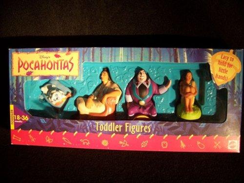 Buy Low Price Arcotoys Disney's Pocahontas Toddler Figures (B0041C6KJI)