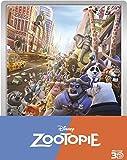 Image de Zootopie [Steelbook 2D + 3D] [Blu-ray]