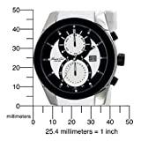 Kenneth Cole New York Men's KC1682 Analog Black and White Dial Watch