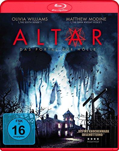 Altar - Das Portal zur Hölle [Blu-ray]