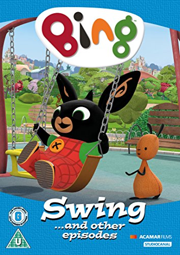 Bing: Swing And Other Episodes [DVD] [2015]