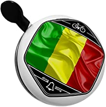 Bicycle Bell Mali 3D Flag by NEONBLOND