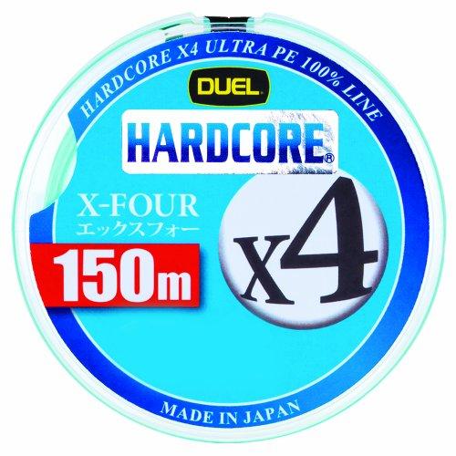 Duel (DUEL) HARDCORE X4 150 m of 0.8 W