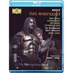 Das Rheingold [Blu-ray]