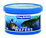 King British Algae Wafers 40g