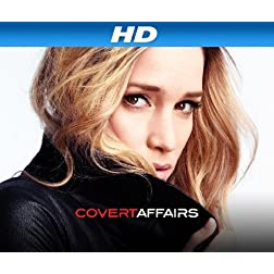Covert Affairs Season 3 [HD]