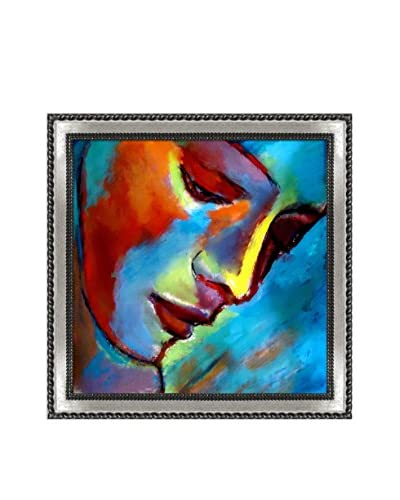 Helena Wierzbicki Near to The Heart Framed Canvas Print, Multi