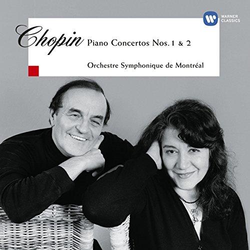 Chopin - Chopin: Piano Concertos Nos. 1 & 2 / Dutoit, Argerich - Zortam Music