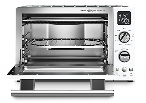 KitchenAid KCO275WH Convection 1800-watt Digital Countertop Oven, 12-Inch, White (Kitchenaid Toaster Ovens compare prices)