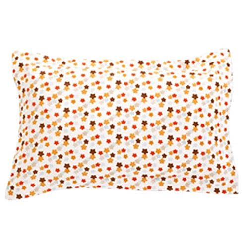 Cotton Toddler Pillow Covers Baby Infant Pillow Cases Little Stars 39*24 Cm front-327997