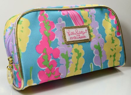 Estee Lauder Lilly Pulitzer Spring Pink Cosmetic