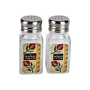 Salt And Pepper Shakers Set Dorit Judaica