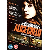 The Disappearance of Alice Creed [DVD]by Gemma Arterton
