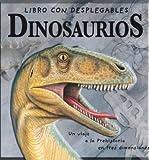 echange, troc VARIOS AUTORES - Dinosaurios libro con desplegables