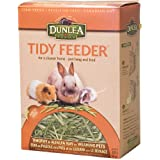 Dunlea Farms Timothy & Alfalfa Hay for Weaning in a Tidy Feeder Package, 24-Ounce ~ Dunlea Farms Pet Hay
