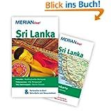 Sri Lanka: MERIAN live! - MIt Kartenatlas im Buch und Extra-Karte zum Herausnehmen