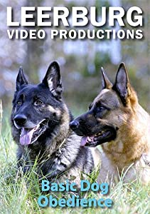 Basic Dog Obedience DVD