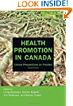 Health Promotion in Canada, 3rd Editi...