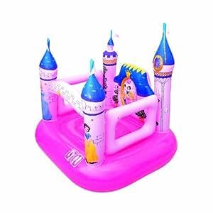 Bestway 91050B Bouncy Castle Inflatable 157 x 147 x 163 cm Disney Princesses Theme
