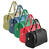 Ladies Womens Designer Style Ostrich / Quilted Boutique Shoulder Handbag Bag