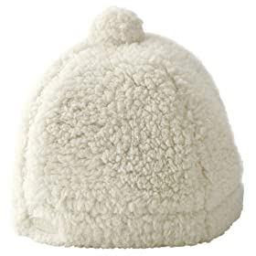 JJ Cole Bundle Me Shearling Baby Hat
