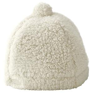 JJ Cole Bundleme Shearling Baby Hat, 0 - 6 Months