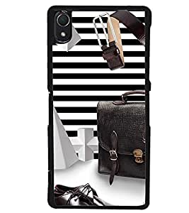 Printvisa Closet Pic Back Case Cover for Sony Xperia Z2::Sony Xperia Z2 L50W D6502 D6503