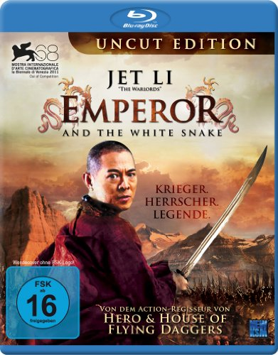 Emperor and the White Snake [Blu-ray]