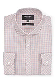 Slim Fit Fine Grid Checked Shirt [T11-0544Y-S]