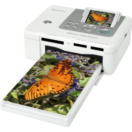 Sony DPP-FP70 4×6 Photo Printer thumbnail
