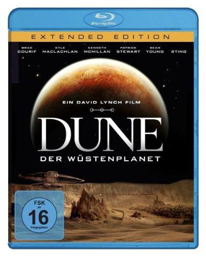 Dune - Der Wüstenplanet Extended Edition [Blu-ray]