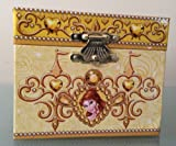 Disney Belle from Beauty and the Beast Musical Jewelry Box NEW