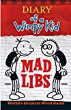 img - for Diary of a Wimpy Kid Mad Libs book / textbook / text book