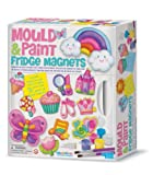 4M Mold and Paint Fridge Magnets Kit