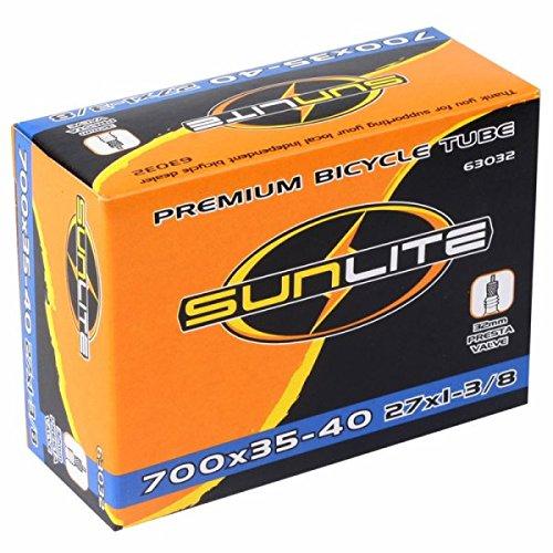 Sunlite Bicycle Tube, 700 x 35-40  32mm PRESTA Valve