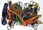 Bungee elasticated strap set