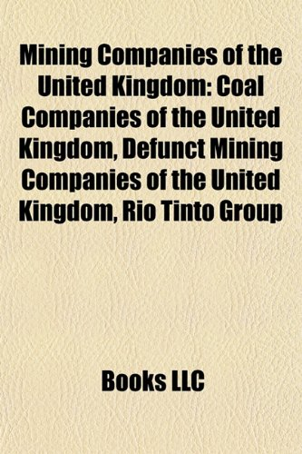 mining-companies-of-the-united-kingdom-rio-tinto-group-john-brogden-and-sons-bhp-billiton-anglo-amer