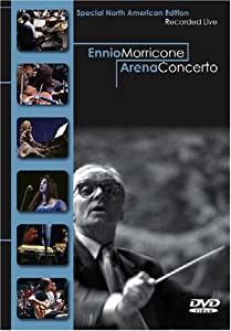 ... .com: Ennio Morricone: Arena Concerto: Ennio Morricone: Movies & TV