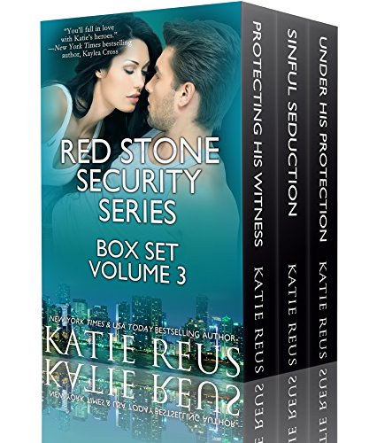Red Stone Security Series Box Set: Volume 3